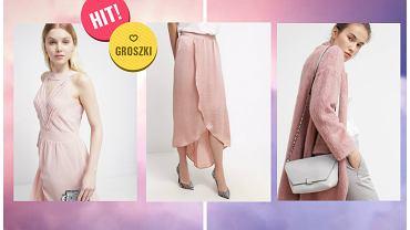 Ubrania i dodatki w kolorze roku 2016 - rose quartz