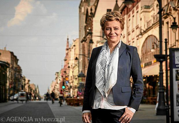 Hanna Zdanowska: Byłam pierwszą kobietą majstrem na budowie. Kobieta rządząca facetami - szok!
