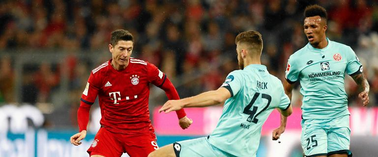Bundesliga. Legenda Bayernu broni Roberta Lewandowskiego.
