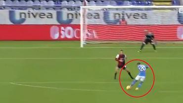 Cudowny gol Piotra Zielińskiego z Cagliari
