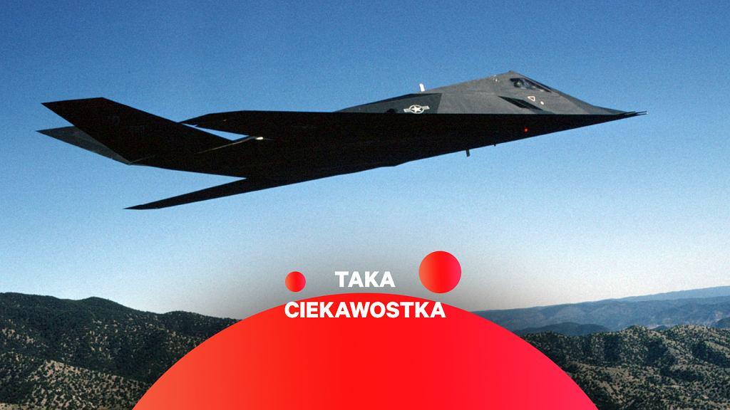 Samolot F-117 Nighthawk