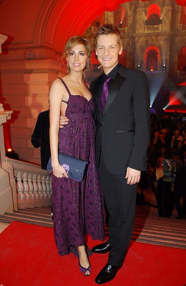Marcin Mroczek i Agnieszka Popielewicz