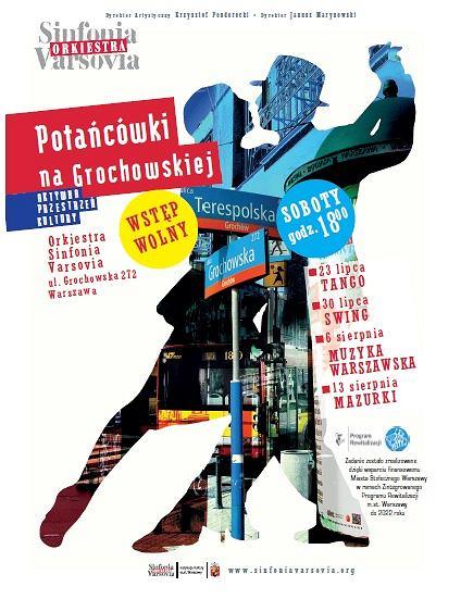 Potańcówka na Grochowskiej / fot. facebook