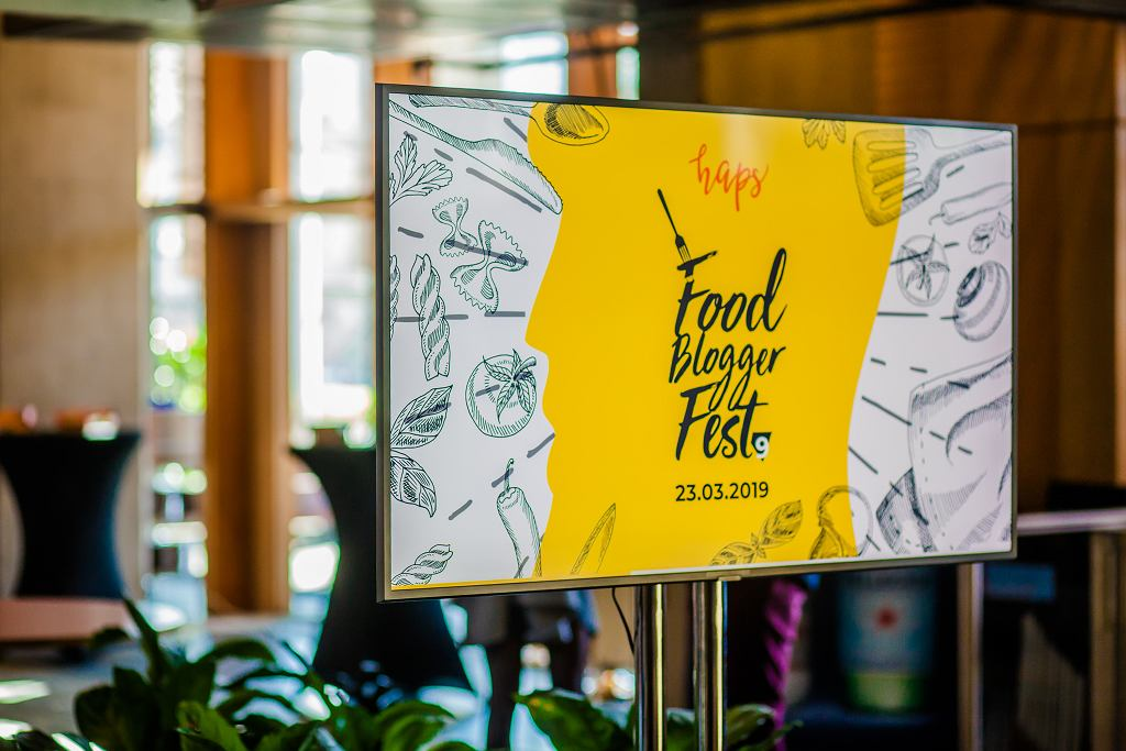 Food Blogger Fest IX