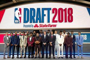 Draft NBA 2018. Ayton wybrany z jedynką przez Suns, Doncić z trójką trafił do Mavericks