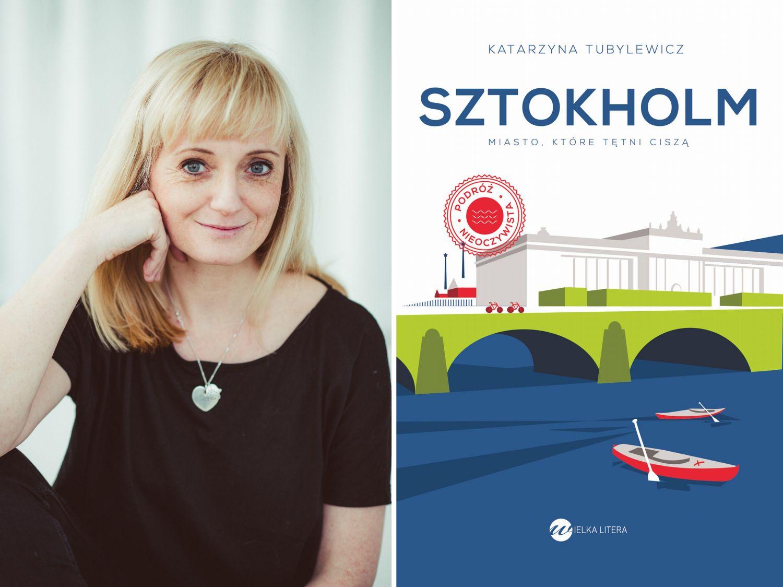 Książka Katarzyny Tubylewicz ukazała się nakładem Wydawnictwa Czarne (fot. Justyna Mazur)