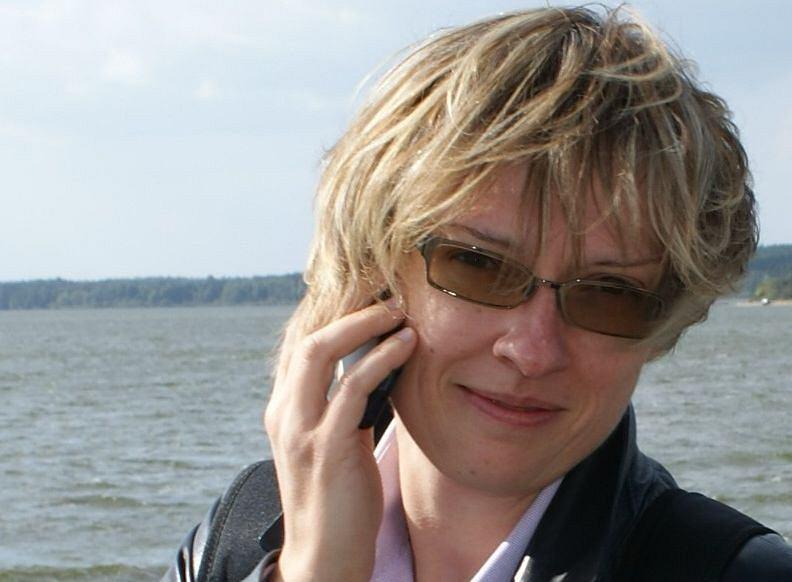 Małgorzata Lech, wolontariuszka Fundacji Wrocławskie Hospicjum dla Dzieci