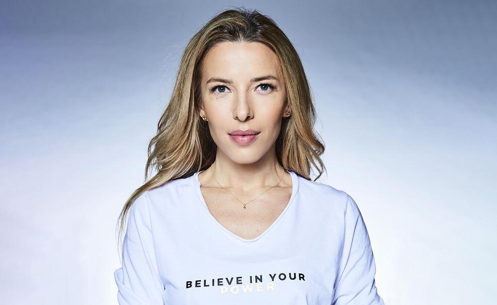 Ewa Chodakowska: Wprowadzając na rynek markę kostiumów kąpielowych Mission Swim, podjęłam ze swoją wspólniczką Aną decyzję, że co sezon będziemy wpłacać 50 tys. zł z naszej firmy na Centrum Praw Kobiet
