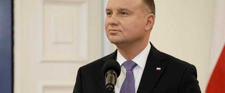 Andrzej Duda chce specjalnego posiedzenia Sejmu ws. koronawirusa