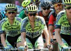 Vuelta a Espana. Rafał Majka liderem Tinkoff-Saxo