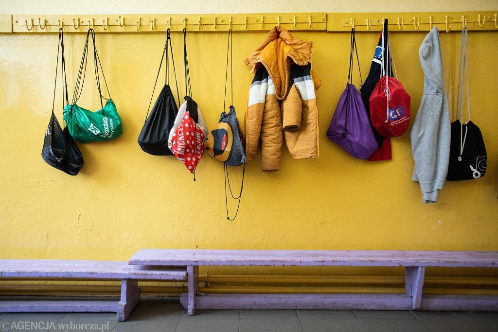 Szkoła Podstawowa w Bezwoli