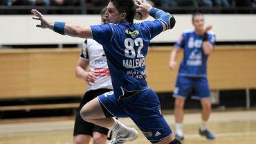 Marcin Malewski, wychowanek Warmii Olsztyn, w sezonie 2012/2013 był najlepszym strzelcem I ligi