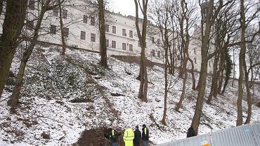 Szczecin. Niecodzienne odkrycie pod Zamkiem. Odkryto średniowieczny tunel