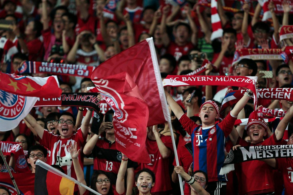 Fani Bayernu Monachium
