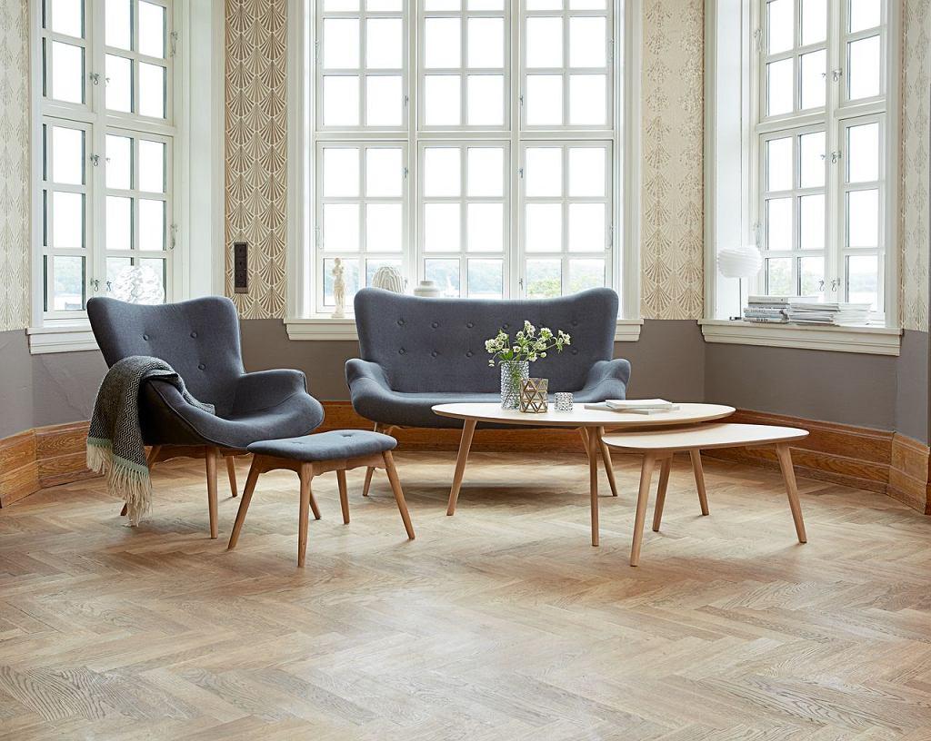 Nowoczesne ławy do salonu