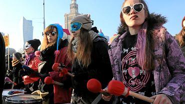 XIX Manifa Warszawska pod hasłem 'Aborcja, nie policja'