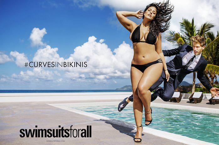Ashley Graham, sports-illustrated-swimsuit-edition-plus-size-mode