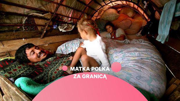 Mama w Rumunii: Osoby patrzące na dziecko muszą dwa razy splunąć i powiedzieć: Niech go nikt nie zauroczy