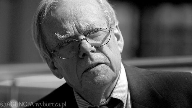Zmarł wybitny polski chirurg transplantolog prof. Wojciech Rowiński