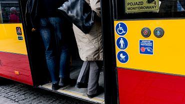 Autobus miejski (zdj. ilustracyjne)