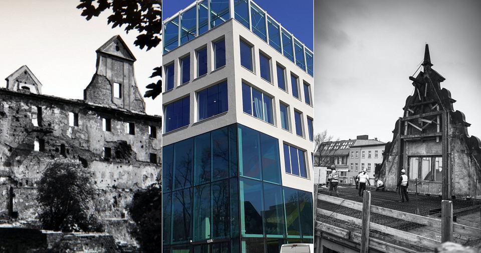 Nowe życie wrocławskich budynków historycznych