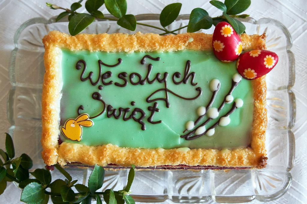 Ciasta na Wielkanoc 2021. Ciasto na Wielkanoc, które polubi nawet prawdziwy niejadek
