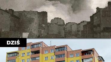Warszawa kiedyś i dziś