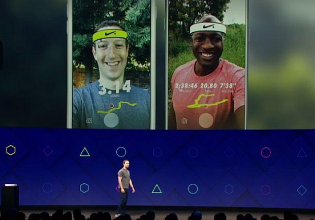 Jeszcze więcej efektów na Facebooku