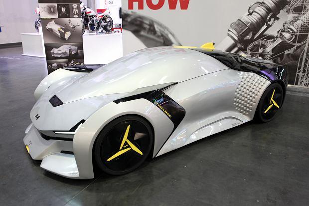 Tak wygląda zrealizowane marzenie, czyli wizja samochodu zaprojektowanego od zera