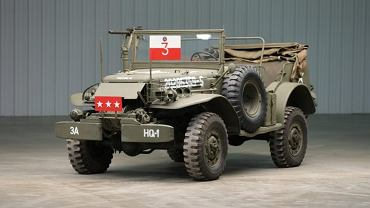 Dodge WC-57 Command Car