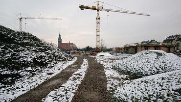 W Gliwicach trwa budowa pierwszego w mieście osiedla dedykowanego seniorom