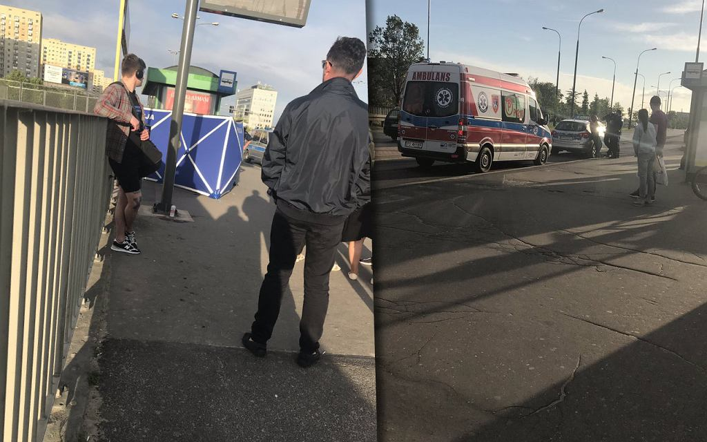 Atak nożownika w Poznaniu