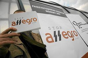 Nie będzie kary za przerobione logo Allegro. Sąd: Krytyka była uprawniona