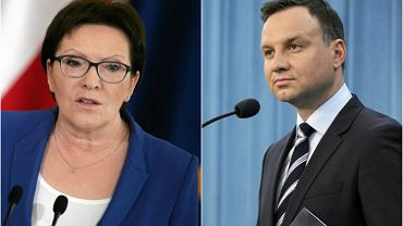 Ewa Kopacz chciała Rady Gabinetowej, dostała propozycję wyjścia na kawę z prezydentem