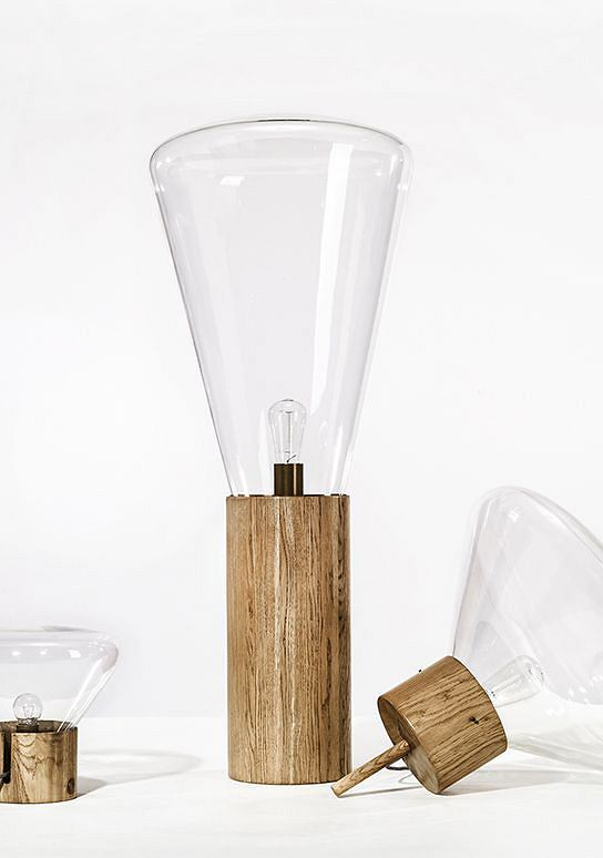 SERIA  LAMP MUFFINS <br>Fot. Martin Chum, www.luciekoldova.com
