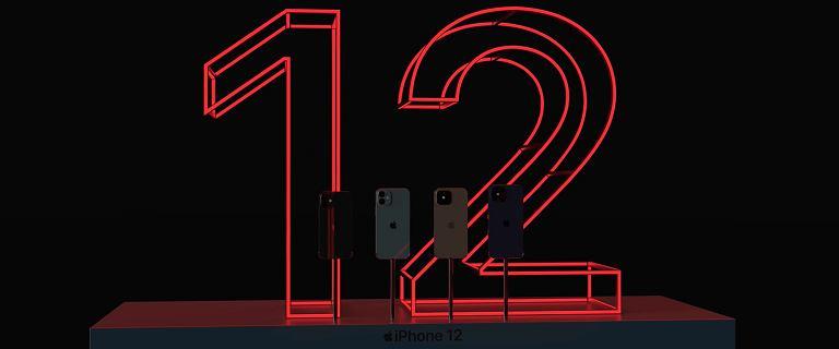 iPhone 12 bez słuchawek i ładowarki w pudełku, a do tego droższy o 400 zł
