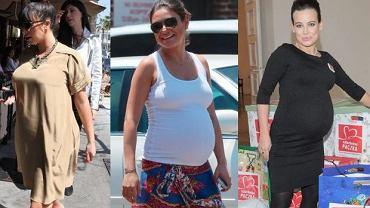 Kim Kardashian, Mila Kunis i Anna Mucha