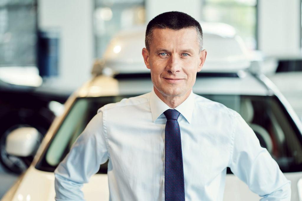 Arkadiusz Nowiński awansował na stanowisko szefa regionu EMEA Volvo Cars
