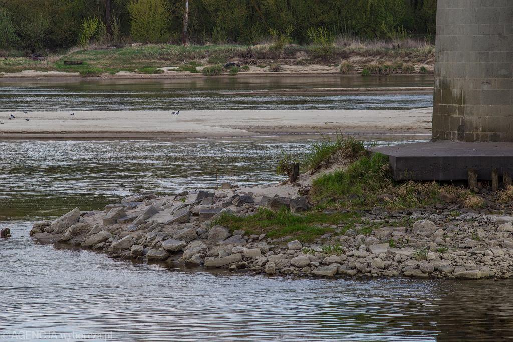 Susza obniżyła stan rzek - zdjęcie ilustracyjne