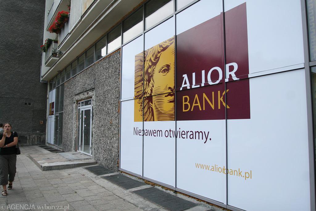 Alior Bank i Bank Pocztowy przepraszają za utrudnienia. Problemy z logowaniem na stronie i w aplikacji