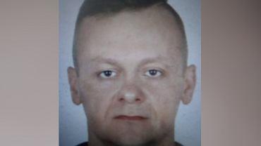 Wydział Kryminalny Komendy Powiatowej Policji w Ostrowi Mazowieckiej poszukuje 37-letniego Łukasza Brzózki