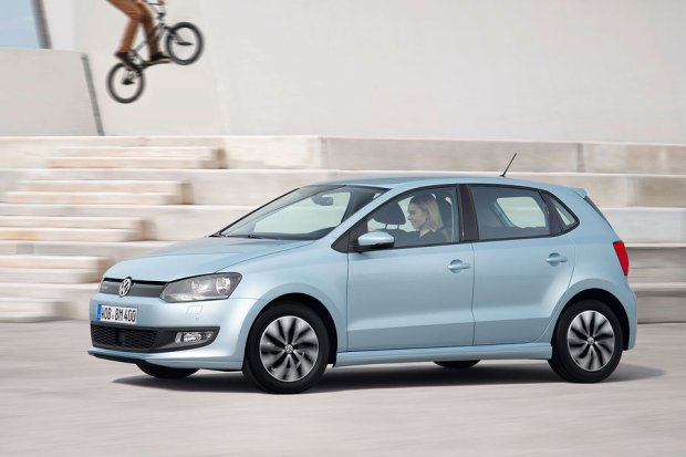 Volkswagen Polo 1.4 BlueMotion