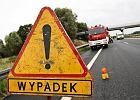 Śmiertelny wypadek na budowie obwodnicy Lublina. Ciężarówka przygniotła rowerzystę
