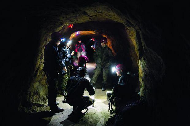 Mój pierwszy raz: zdobywamy podziemne fortyfikacje, mój pierwszy raz, góry, wakacje