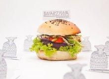 Soczewix burger z zielonej soczewicy - ugotuj