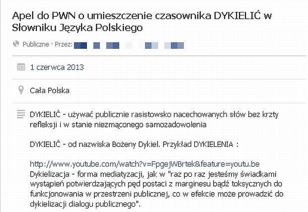 Forum Żydów Polskich apel
