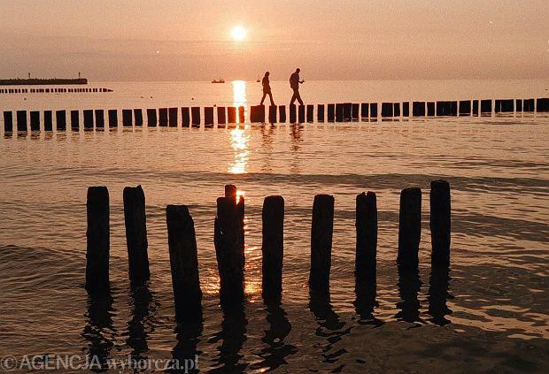 Ustka - idealne miejsce na rodzinne wakacje nad morzem