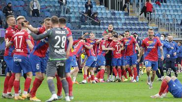 Finał Pucharu Polski Raków Częstochowa - Arka Gdynia