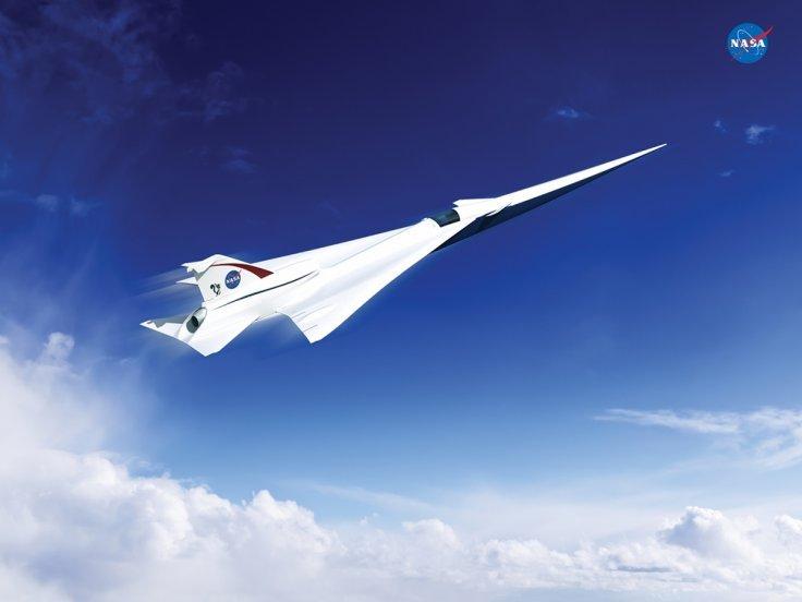 Wizja samolotu NASA