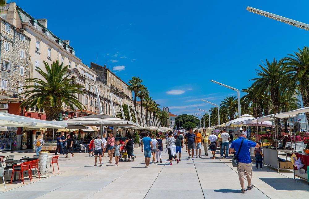 Chorwacja łagodzi zasady wjazdu